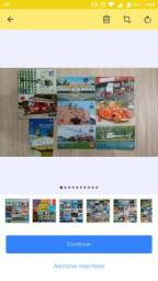 Lote Cartões Telefônicos Brasileiro e Japonês