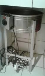 Máquina de fritura elétrica $250,00