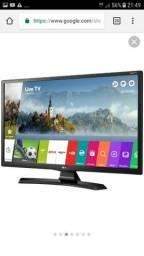 Vendo TV LG smart 28 polegadas