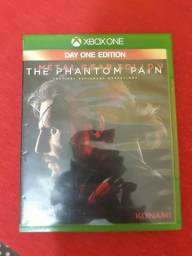 Metal Gear Solid V The Phatom Pain Xbox One