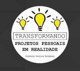 """E-book """"Transformando Projetos Pessoais Em Realidade"""""""