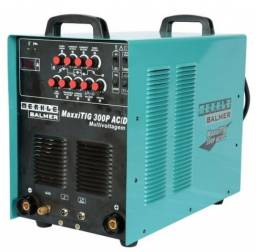 Máquina de Solda Tig 300P AC/DC Balmer