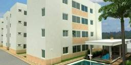 Apartamento residencial à venda, Urucunema, Eusébio - AP3090.