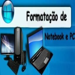 Formatação - Manutenção de Computador
