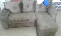 (Frete grátis)Sofa Rebeca Junior novo
