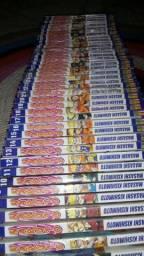 Coleção QUASE completa de Naruto.