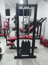 Produção de equipamentos Fitness