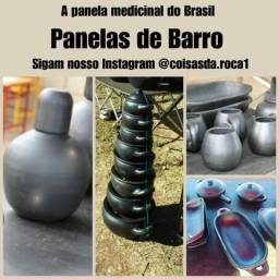 Panelas de Barro