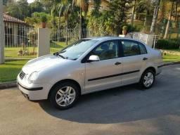 Polo Sedan 2005 1.6 flex - 2005