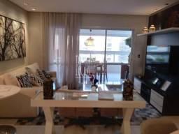 Apartamento à venda com 3 dormitórios em Centro, São vicente cod:3435