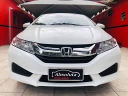 Honda City 2015 lx automático, carro impecável !!! - 2015