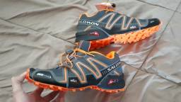 Tenis salomon speed cross 3 Novo com etiquetas