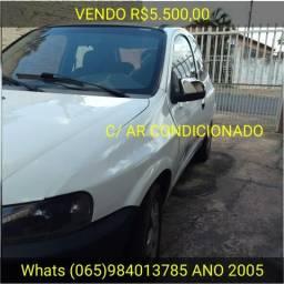 Celta 2005 c/ ar condicionado top. - 2005 comprar usado  Cuiabá
