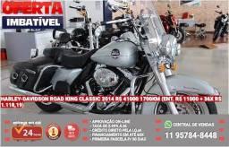 Fd Harley-davidson Road king classic 2014 - 2014 comprar usado  São José Dos Campos