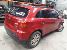Sucata Mitsubishi Asx 2012 2.0 160cv Gasolina