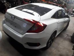 Sucata Honda Civic 2017 155cv Flex 2.0