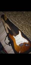 Guitarra walker handmade guitar