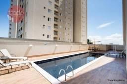 Apartamento com 3 dormitórios para alugar, 95 m² por r$ 1.800/mês - campos elíseos - ribei