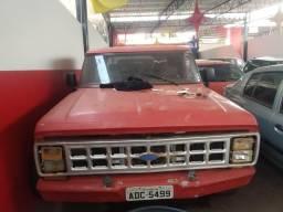 Vendo ou troco caminhonete f1000cabine dupla ano81 4marchas - 1981