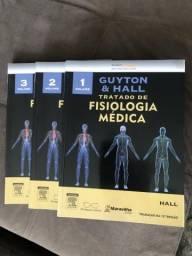 Livro de fisiologia novo! Gytton e Hall