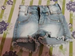 Bermuda jeans vss