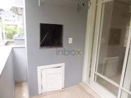 Inbox aluga - apartamento de 1 dormitório com 1 box no borgo.