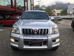 Toyota Land Cruiser Prado Blindada!!! Ano 2006 Ipva 2020 pago!!!