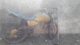 Moto trilha - 2000