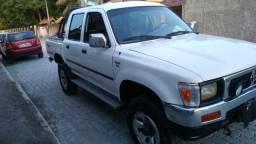 Hilux Toyota SR5 2.8 diesel CD Vendo ou Troco