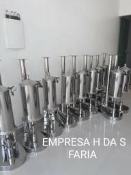 Empresa Fabrica Máquina despolpadoras de frutos e acessórios em aço inox