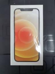 Vendo Iphone 12 lacrado com nota.