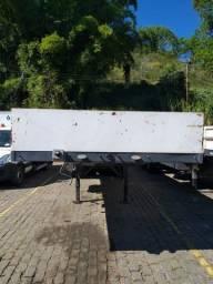 Carreta Semi Reboque Randon com lock para container c/ Pneus