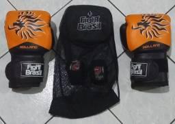 Luvas de Boxe / Muay Thai