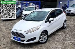 68.846 Km - New Fiesta SE 1.6 16V Flex Mec. 5p - 2014 Impecavel