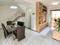 Casa Duplex em condomínio com 140m², 03 quartos e 02 vagas - CA0882