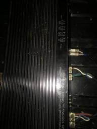 Módulo roadstar digital 1600 rms comprar usado  Feira de Santana