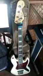Baixo Fender Chinês 5C ativo+equip-Amp+Cx Hartke2 X 10,Cx O'neil 15''preços na descrição, usado comprar usado  São José De Ribamar