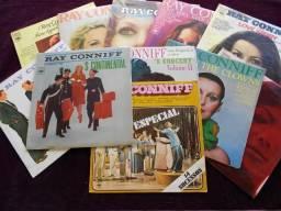 LPs - Ray Conniff (Liquidação: 18 LPs)