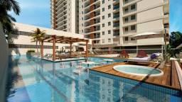 Pronto para Morar!!!!! Apartamento com 1 suíte + 1 dormitório em home club