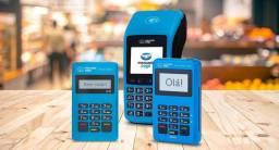 Máquina de cartões mercado Pago point mini,chip e pro