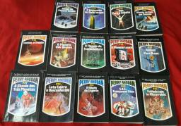 Lote de 14 livros do Perry Rhodan do P 30 ao P 43