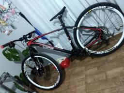 Bike zera freio a disco aceito trocas whats *