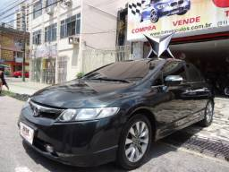 Honda nw civic lxs 1.8 mec completo 2008