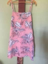 Vestido Flor de Cacau Semi novo
