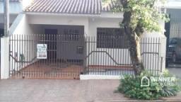 Casa com 3 dormitórios e Edícula para alugar, por R$ 1.350/mês - Jardim Laodiceia - Maring