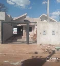 Casa com 3 dormitórios à venda,150,00 m² de Terreno 82 m² de Construção por R$ 190.000 - J