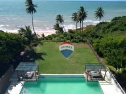 Flat com 1 dormitório à venda, 33 m² por R$ 155.000,00 - Carapibus - Conde/PB
