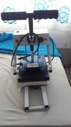 Máquina de estampar camiseta compacta print