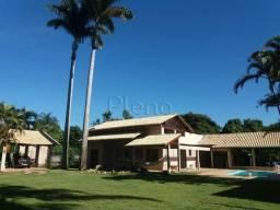 Chácara à venda com 5 dormitórios em Chácara vale das garças, Campinas cod:CH015145