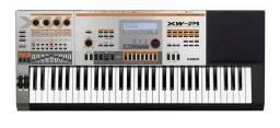Teclado Sintetizador Casio Xw P1 61 Teclas Profissional + Fonte . R$2.000,00